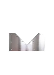 三角堰(ノッチ)